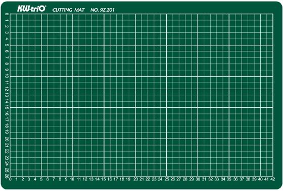 Килимок А3 для ручного роликового ножа KW-Trio 03803 (шт.)
