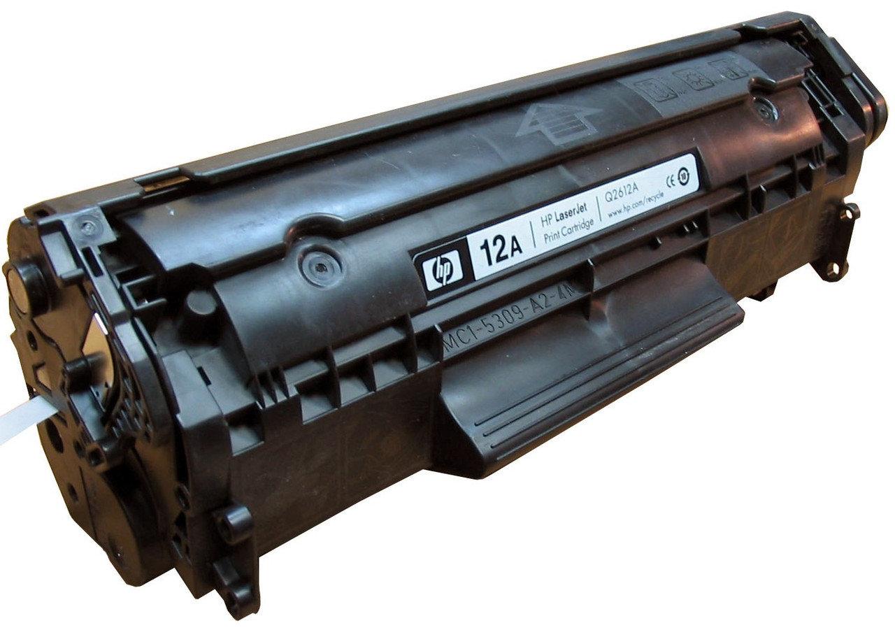 Картридж першопроходець HP Q2612A