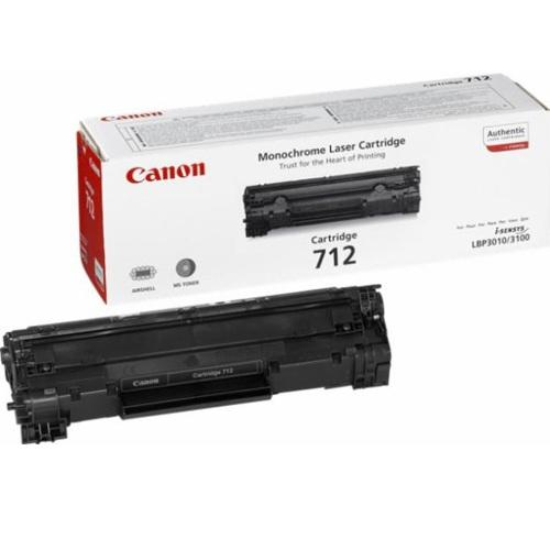 Заправка картриджа 712 для Canon LBP3010/ LBP3100/ LBP3020