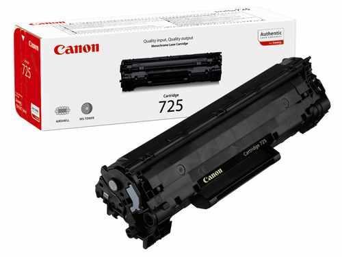 Заправка картриджа 725 для Canon LBP6000 / LBP6020 / LBP6030 / MF3010