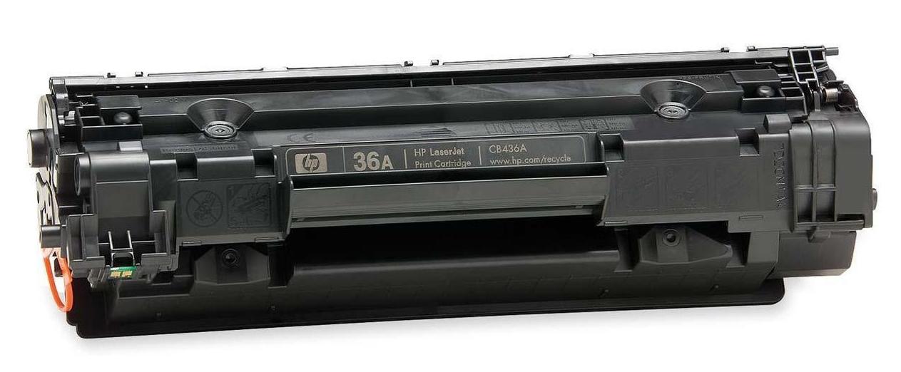 Заправка картриджа HP 36A для HP LaserJet M1120 (CB537A)/  M1120n (CC459A)/  M1522n (CC372A)/  M1522nf (CB534A)/ P1505/ P1505n/ P1505 (CB412A)/ P1505n (CB413A)