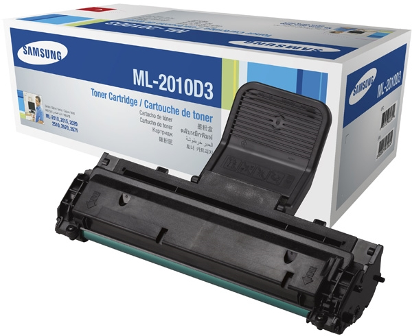 Заправка картриджа ML-2010D3 для Samsung ML2010/ ML2015/ ML2510/ ML2570/ ML2571