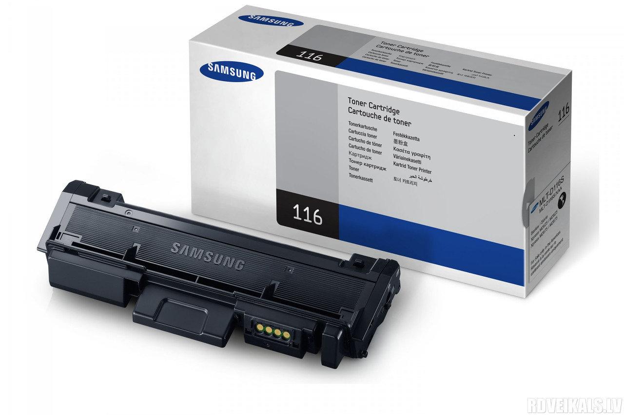 Заправка картриджа MLT-D116S для Samsung принтера SL-M2625/ M2626/ M2675/ M2676/ M2825/ M2826/ M2875/ M2876